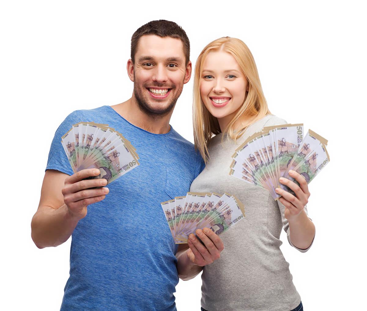 Préstamo de dinero al instante con tu vehículo, tarjeta de crédito, cheques y CDT